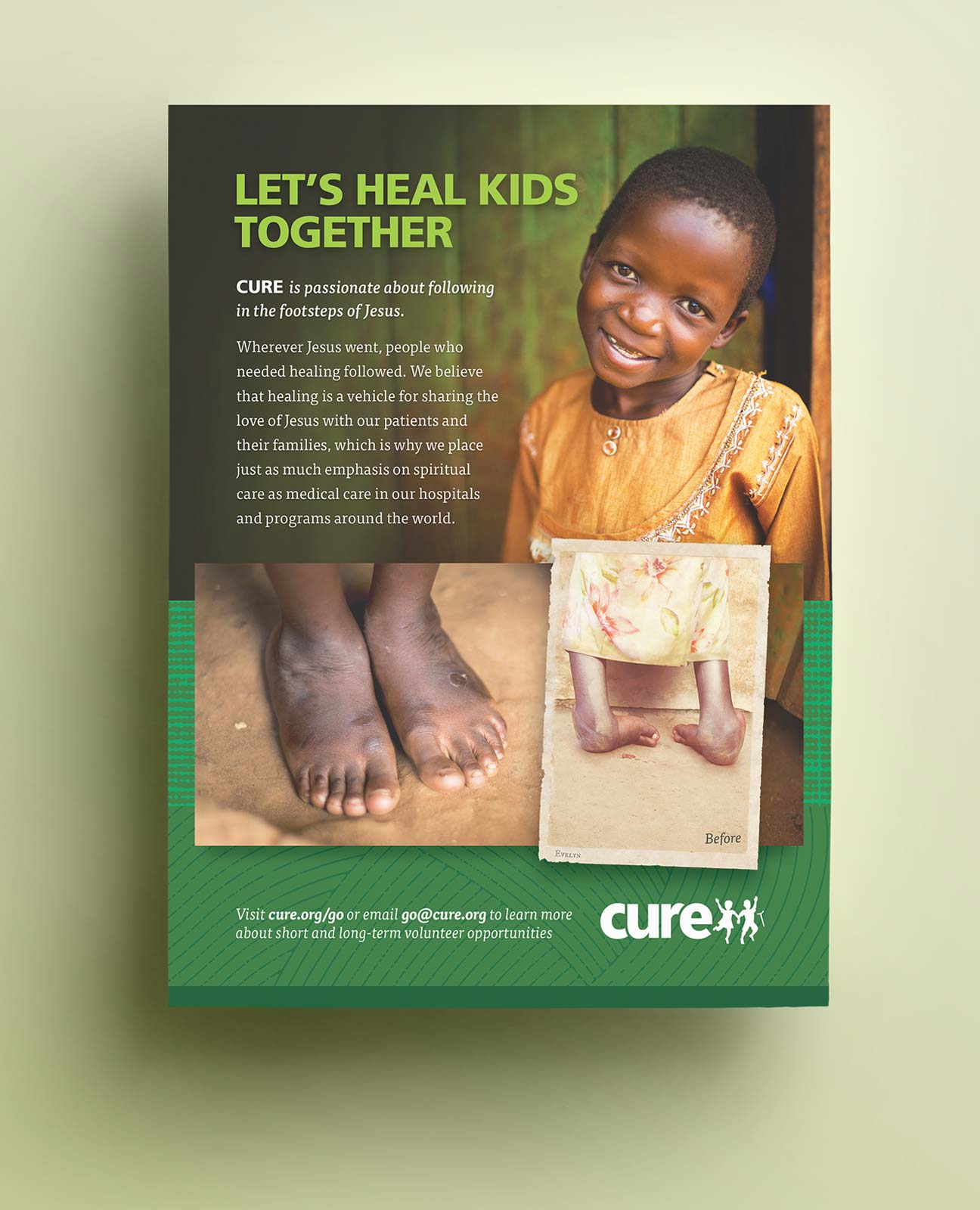 CURE US General Appeal