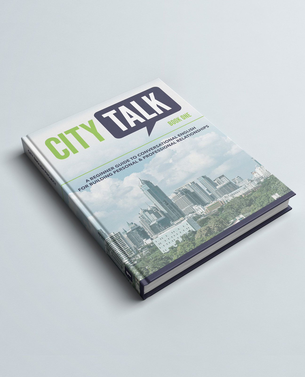 City Talk // Thai Based Language Learning Centre Publication