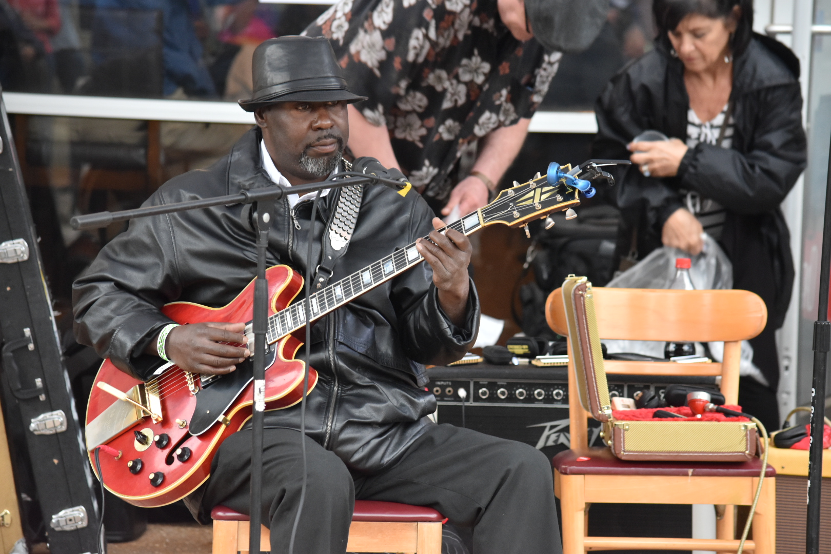 (Photo: Boswell) Juke Joint Festival 2018 (Clarksdale, MS)
