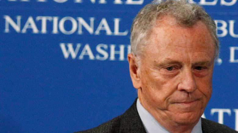 Morris Dees, 2009. Getty Images.