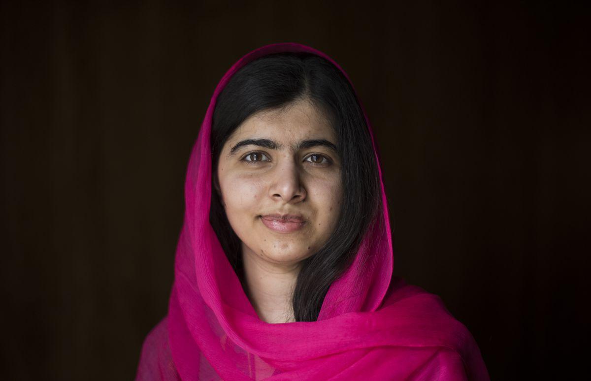 Photo: Fred Lum / The Globe and Mail / Malala Yousafzai