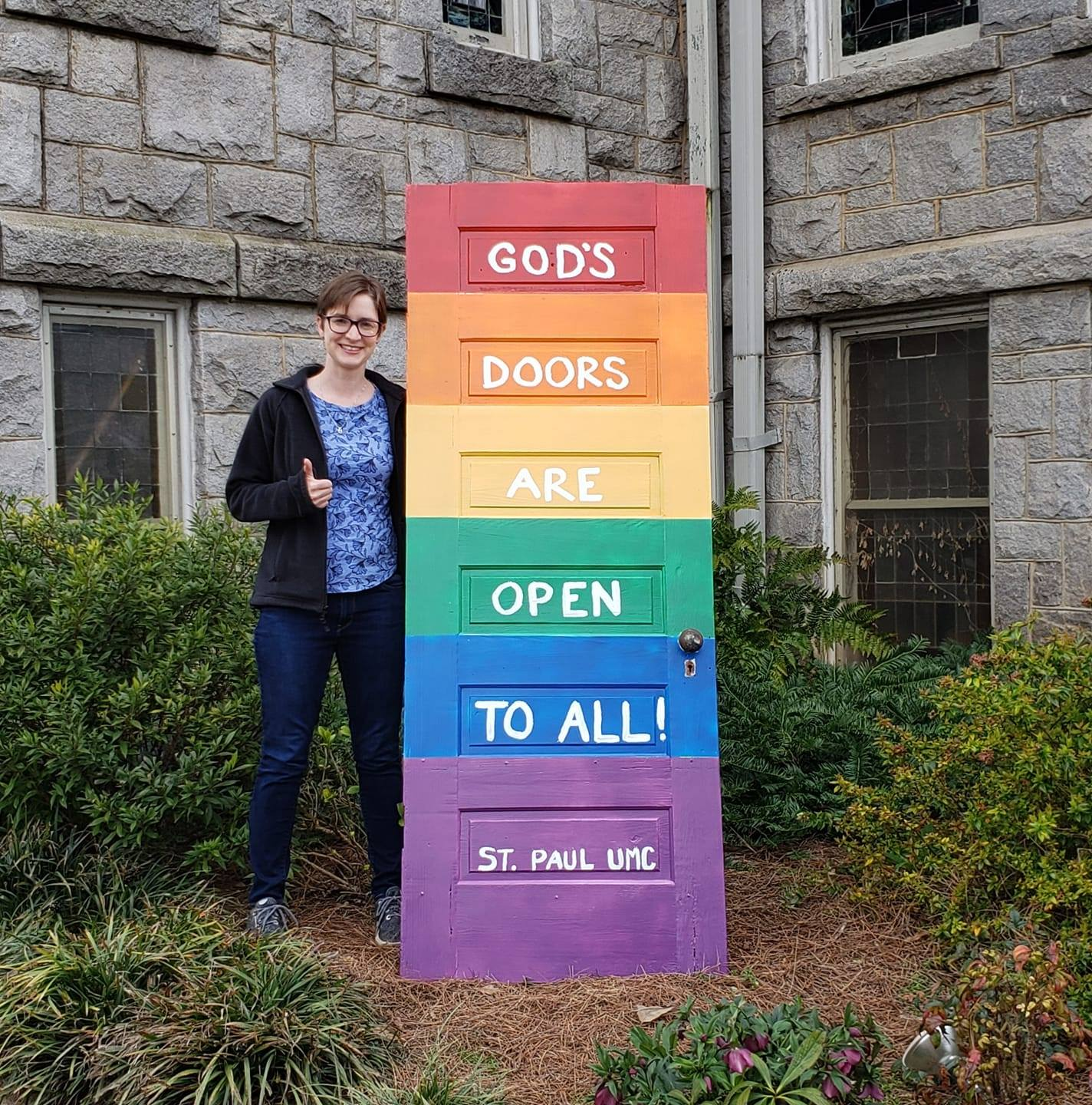 Rev. Cassie Noland Rapko - St. Paul United Methodist Church, Atlanta, GeorgiaPrayers of the People can be found below
