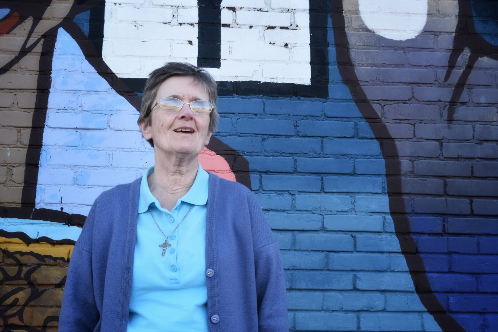 Sister Bernie Barrett - Catholic CharitiesLake Providence, Louisiana