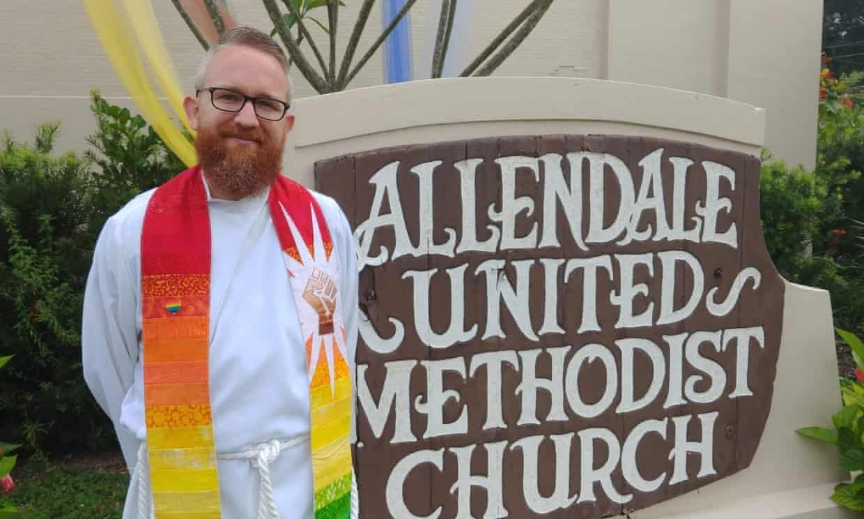 Rev. Andy Oliver - Allendale United Methodist ChurchSt. Petersburg, Florida