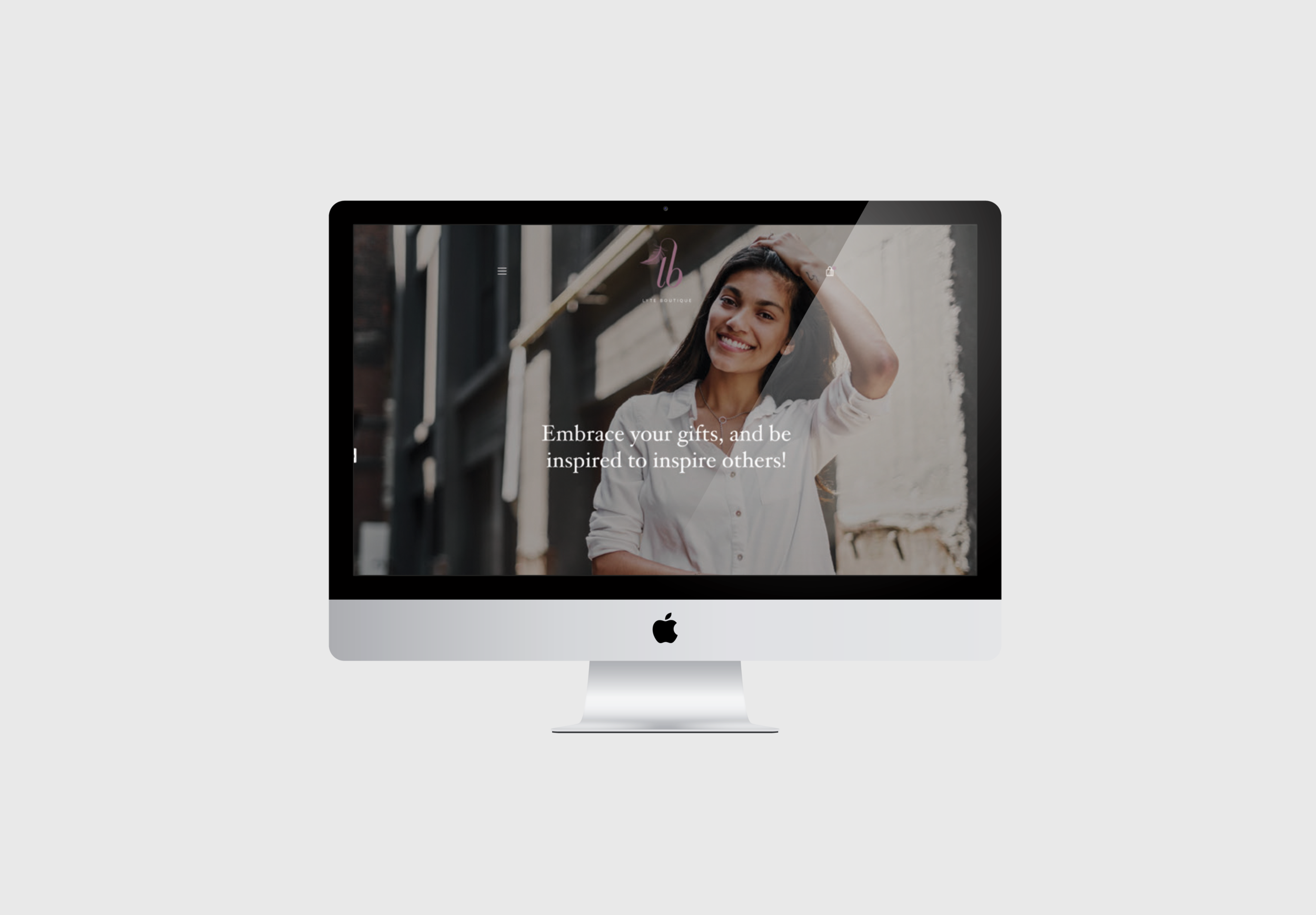 Lyte boutique shopify website