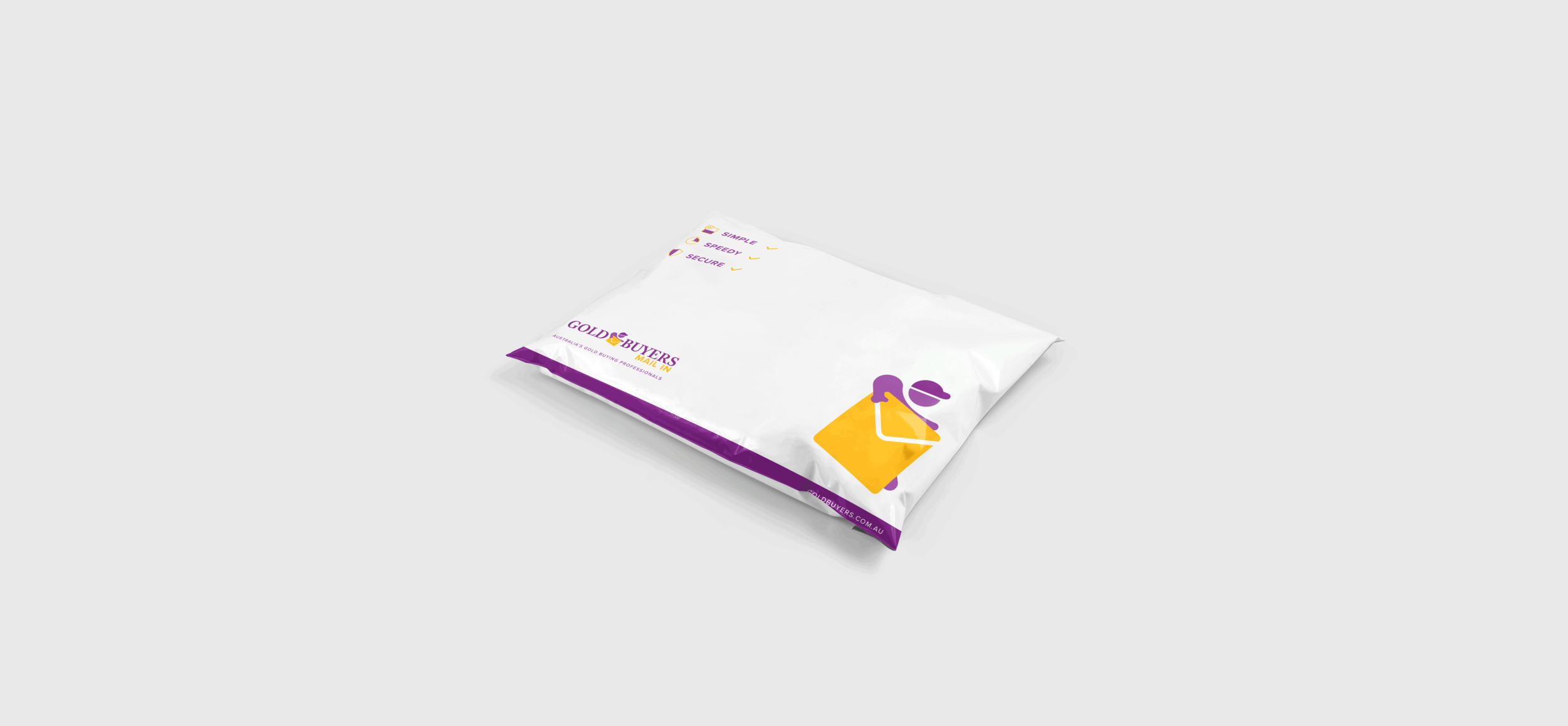 corporate mail bag design