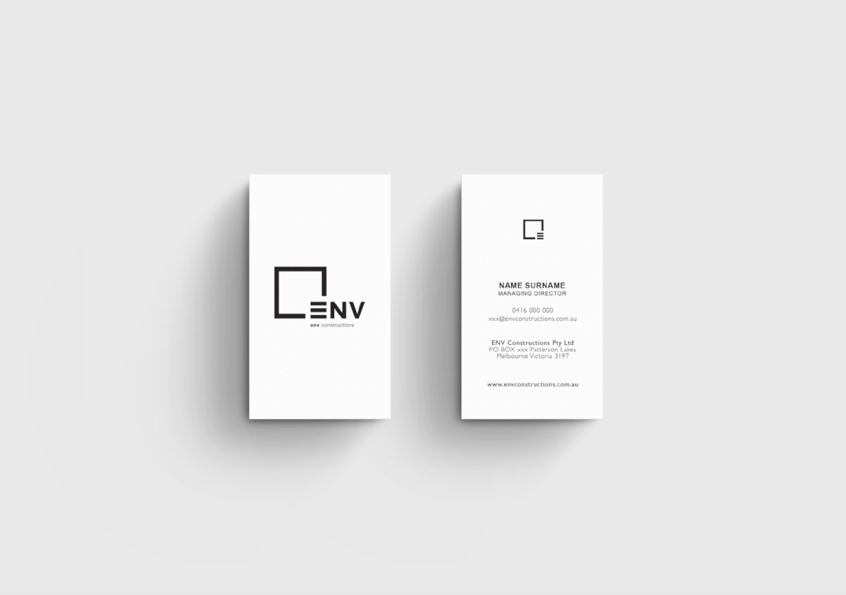 creative branding for construction business