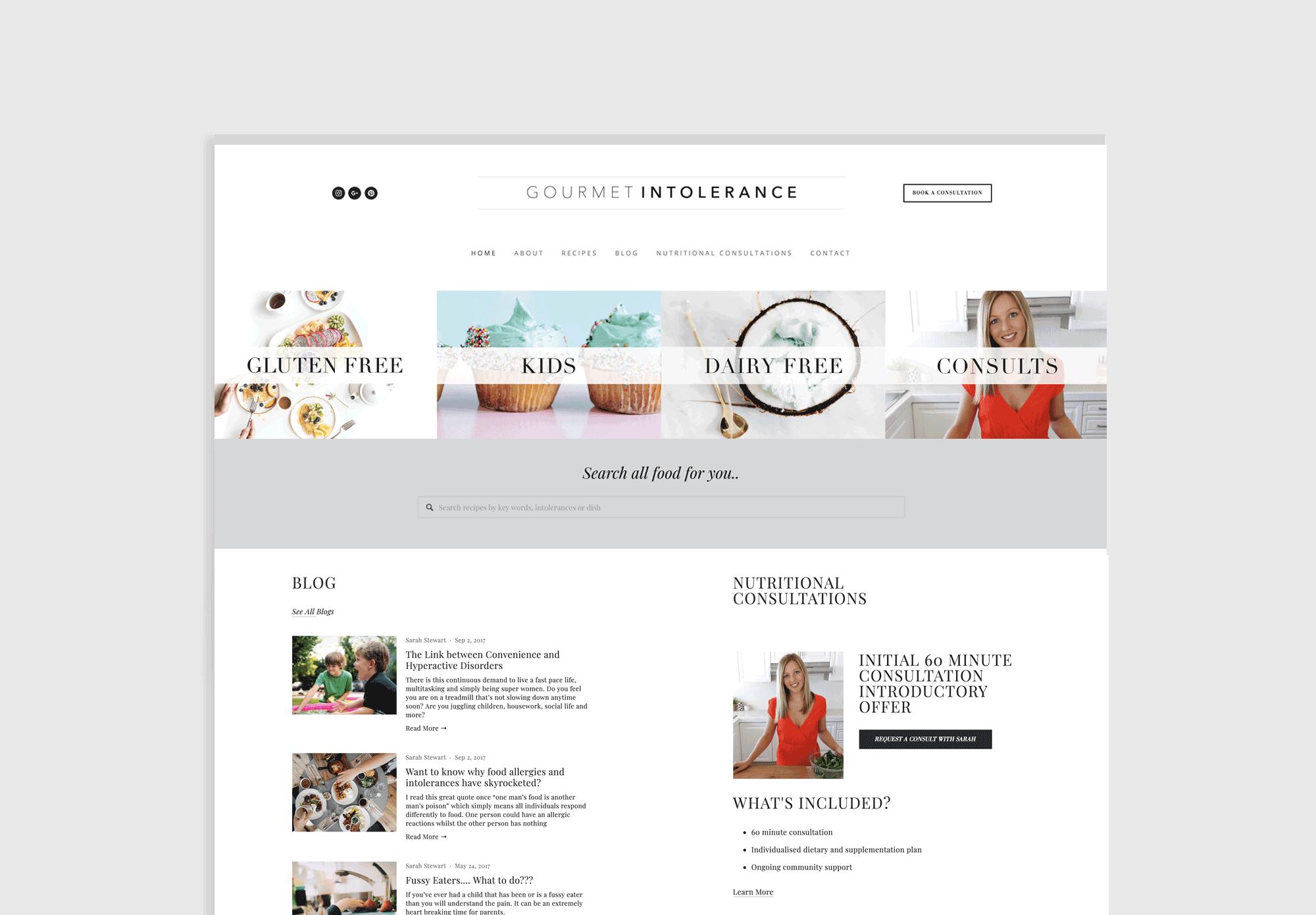 shopify e-commerce website design and development