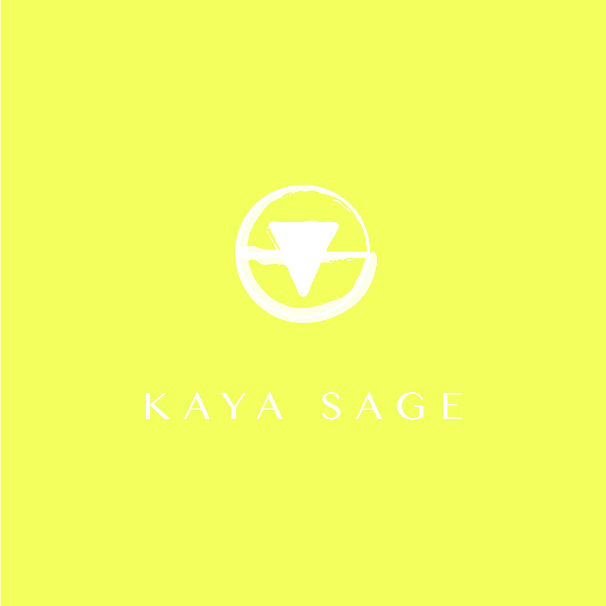 Kaya Sage - Yellow Logo - Social.jpg
