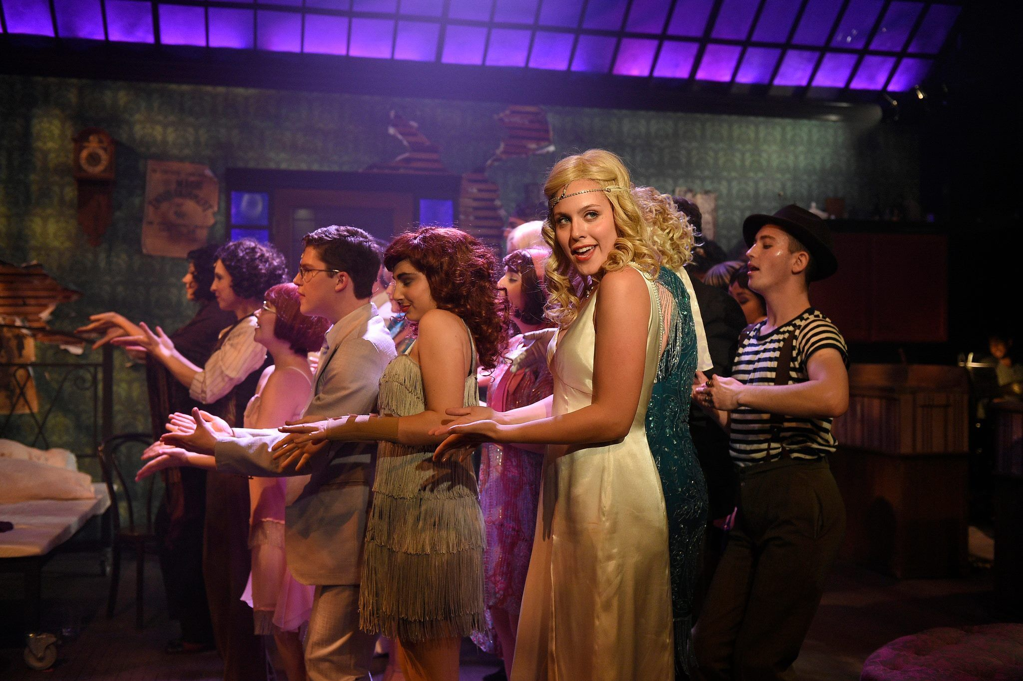 The Wild Party -