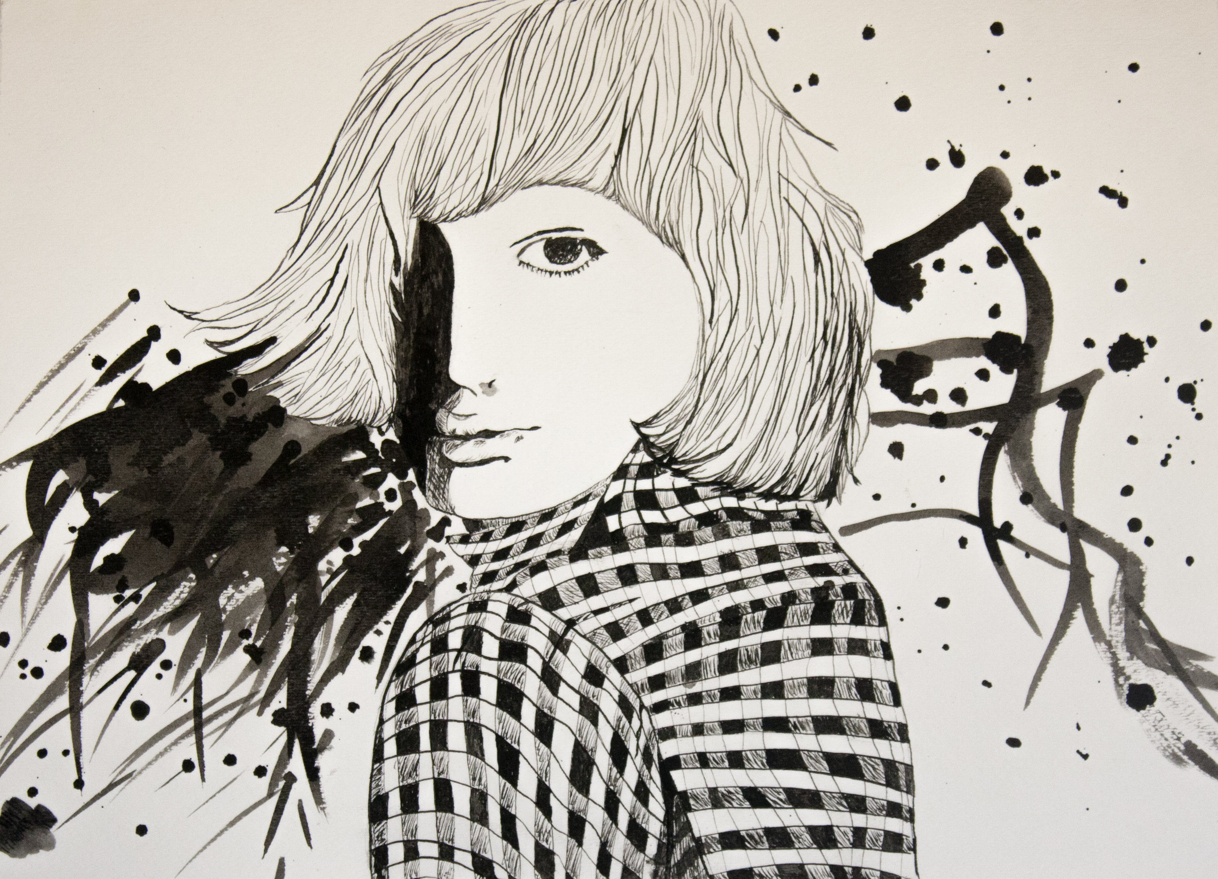 Pen and Ink