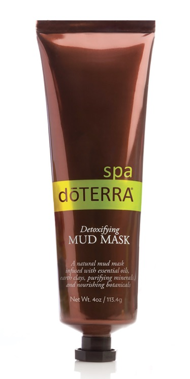 detox masque - 1x/week