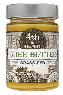 vanilla ghee - grass fed