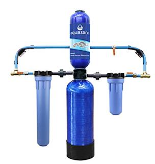 Aquasana whole home water filter