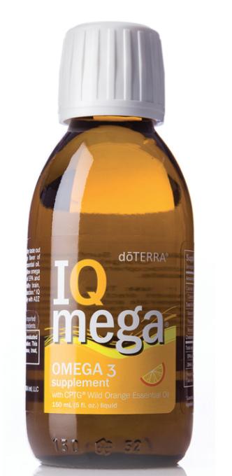 EPA + DHA orange fish oil
