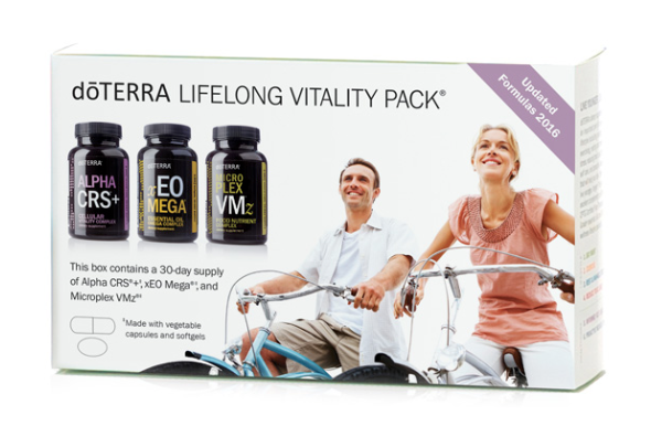 Daily Vitality Pack (multi system)