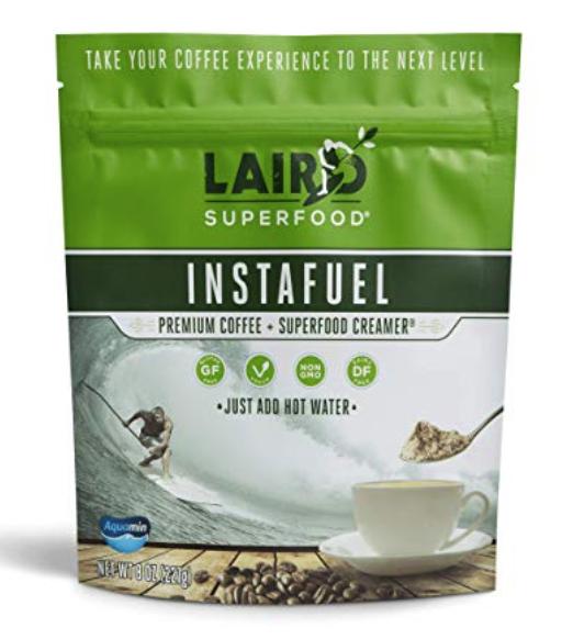 Instant Coffee + Coco oil powder