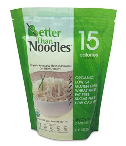 organic plant based noodles