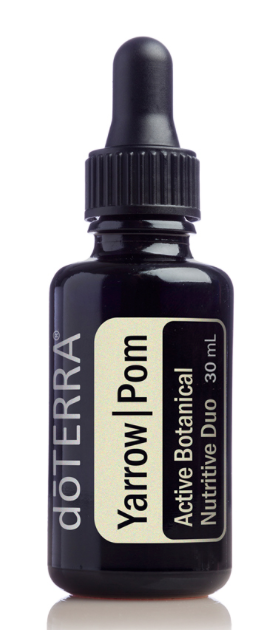 yarrow pom oil: glow from the inside out