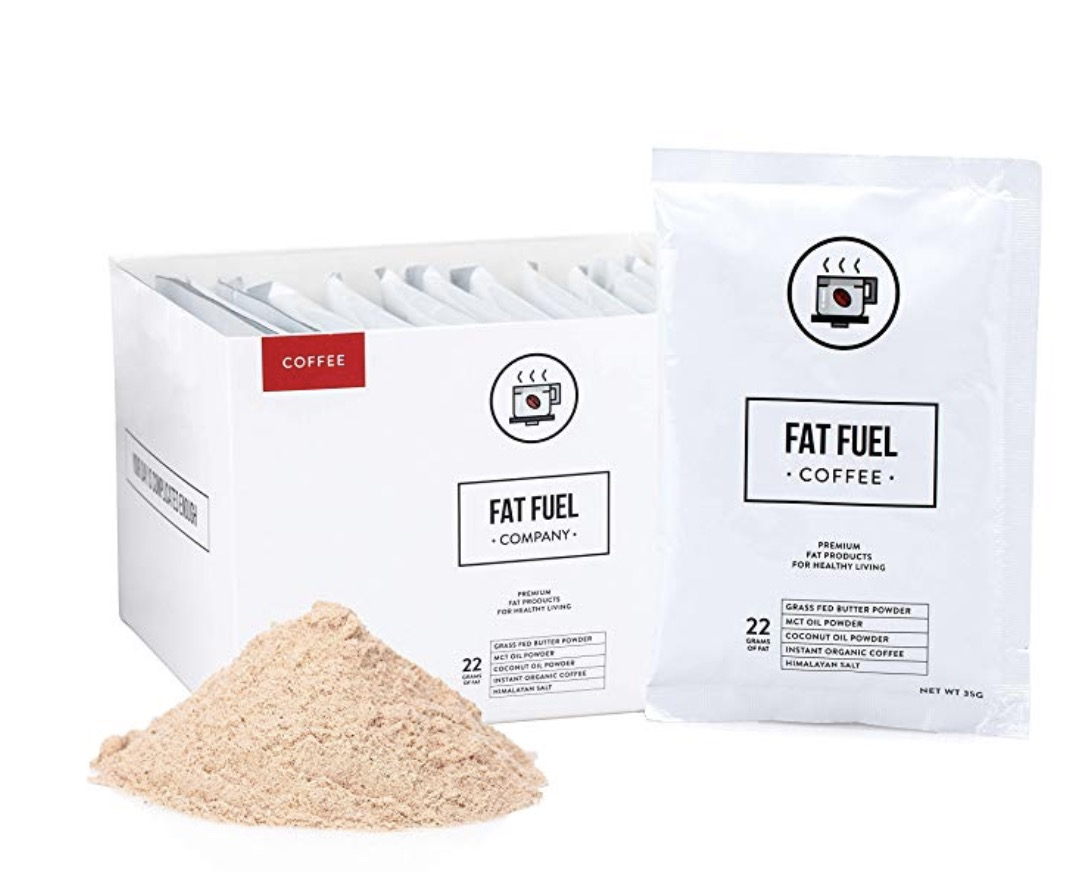 fat fuel all in one pack