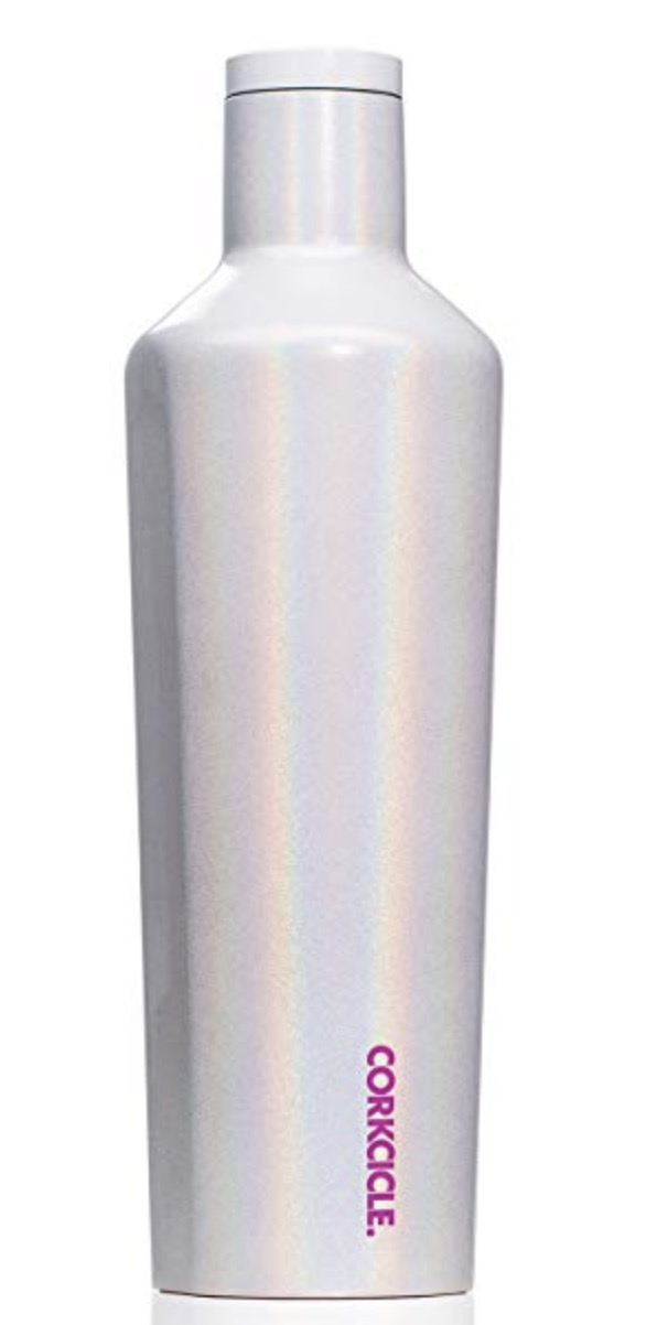 25oz sparkly water canteen