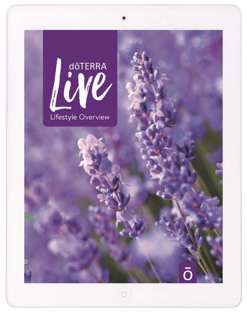 doTERRA Live Guide - design your wellness