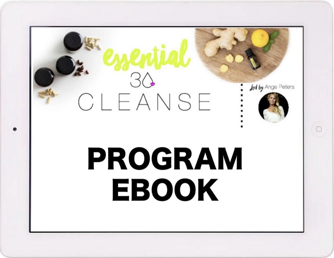 Cleanse & Restore Program