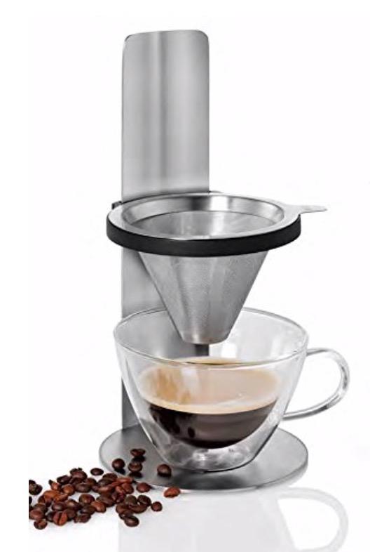 Adhoc coffee drip