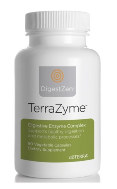 Digestive enzymes: take with each meal