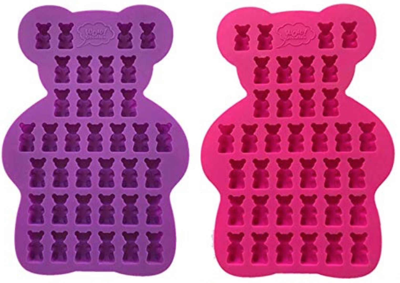 large gummy molds