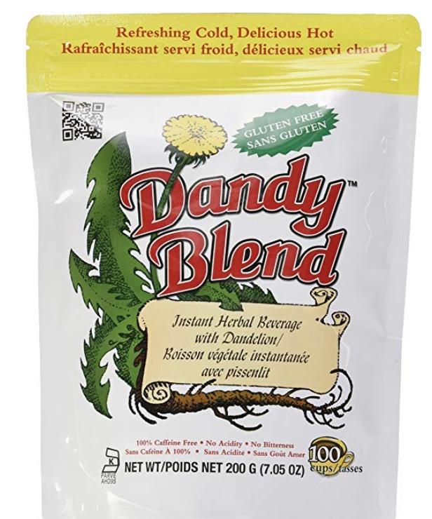 dandy herbal drink (like coffee)