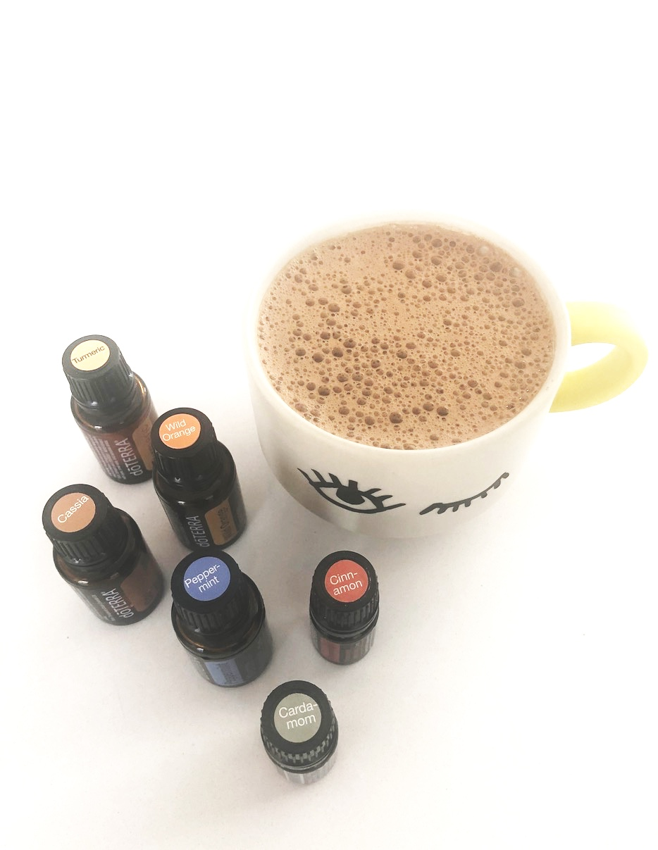 doterra in coffee