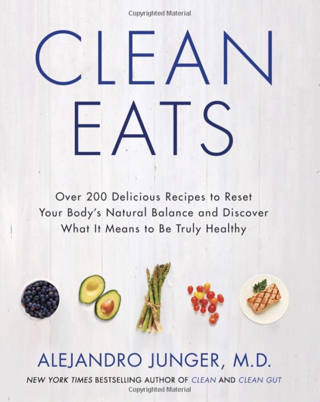 Clean Eats Cookbook