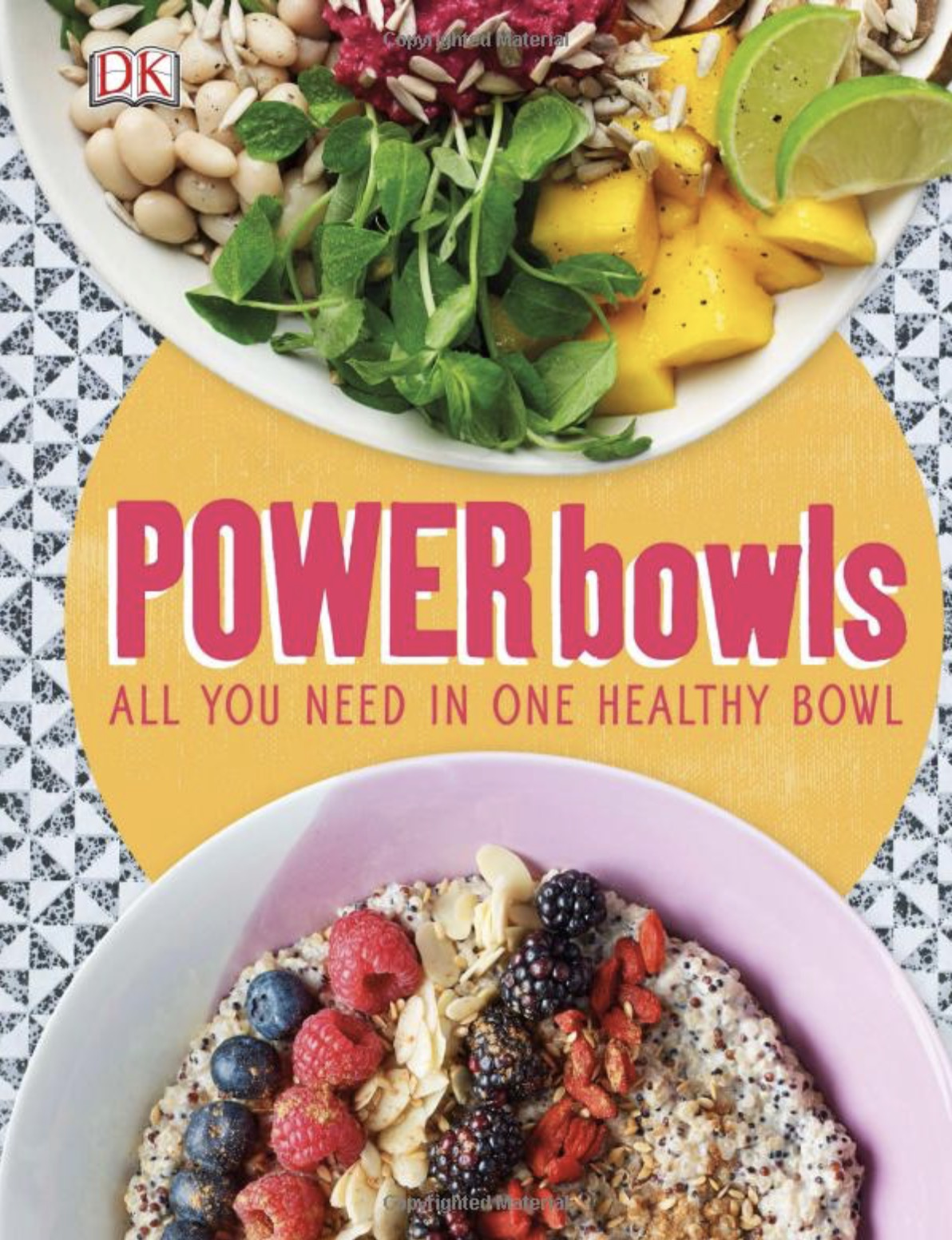 Powerbowls Cookbook