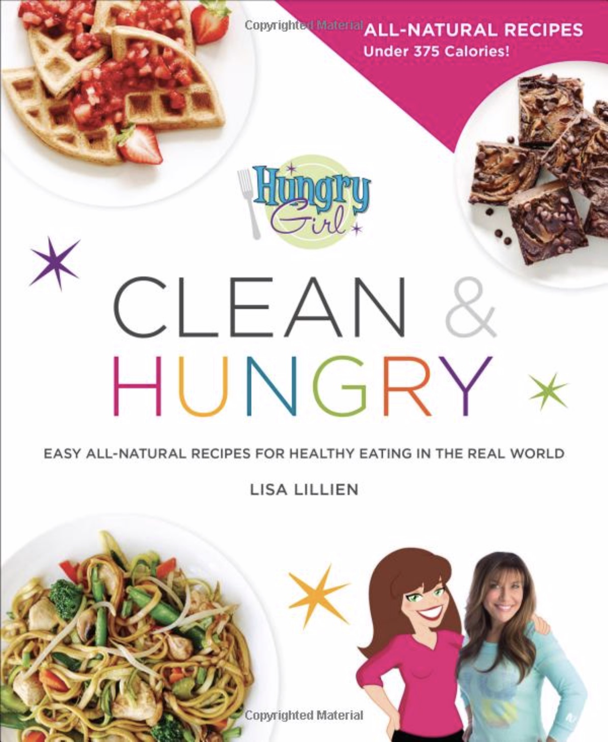 Clean & Hungry Cookbook