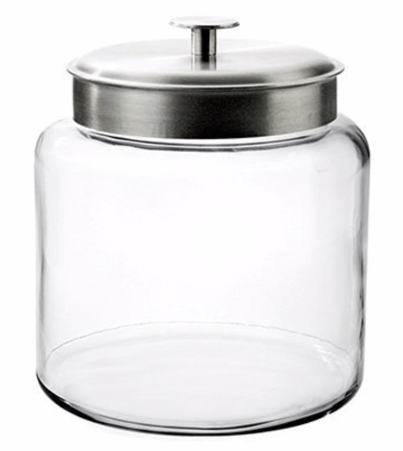Jar for storing epsom salts (2 gallon)