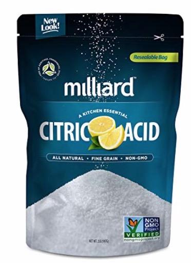 2lb Citric Acid