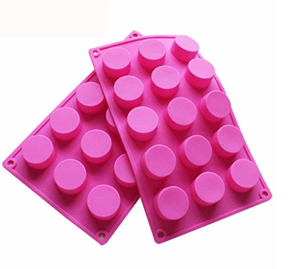 Silicon Mold Tray (for toilet/dish pucks)