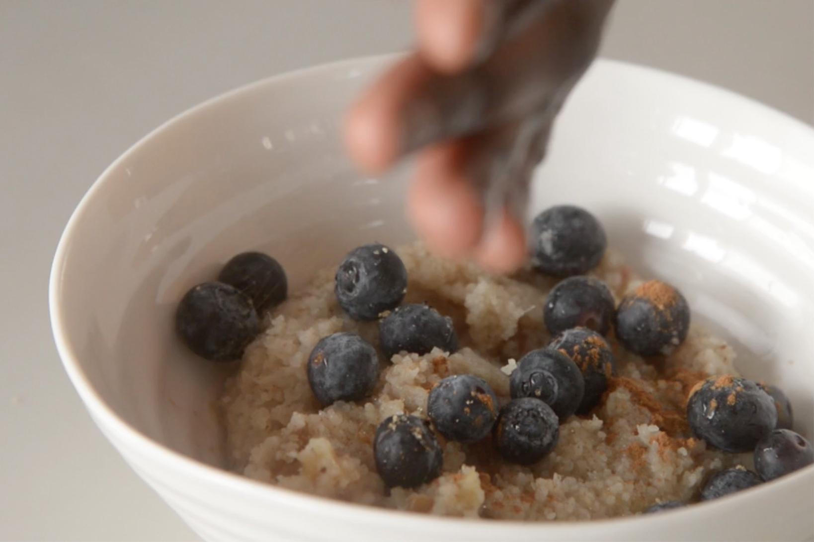 fonio hot cereal - yolele