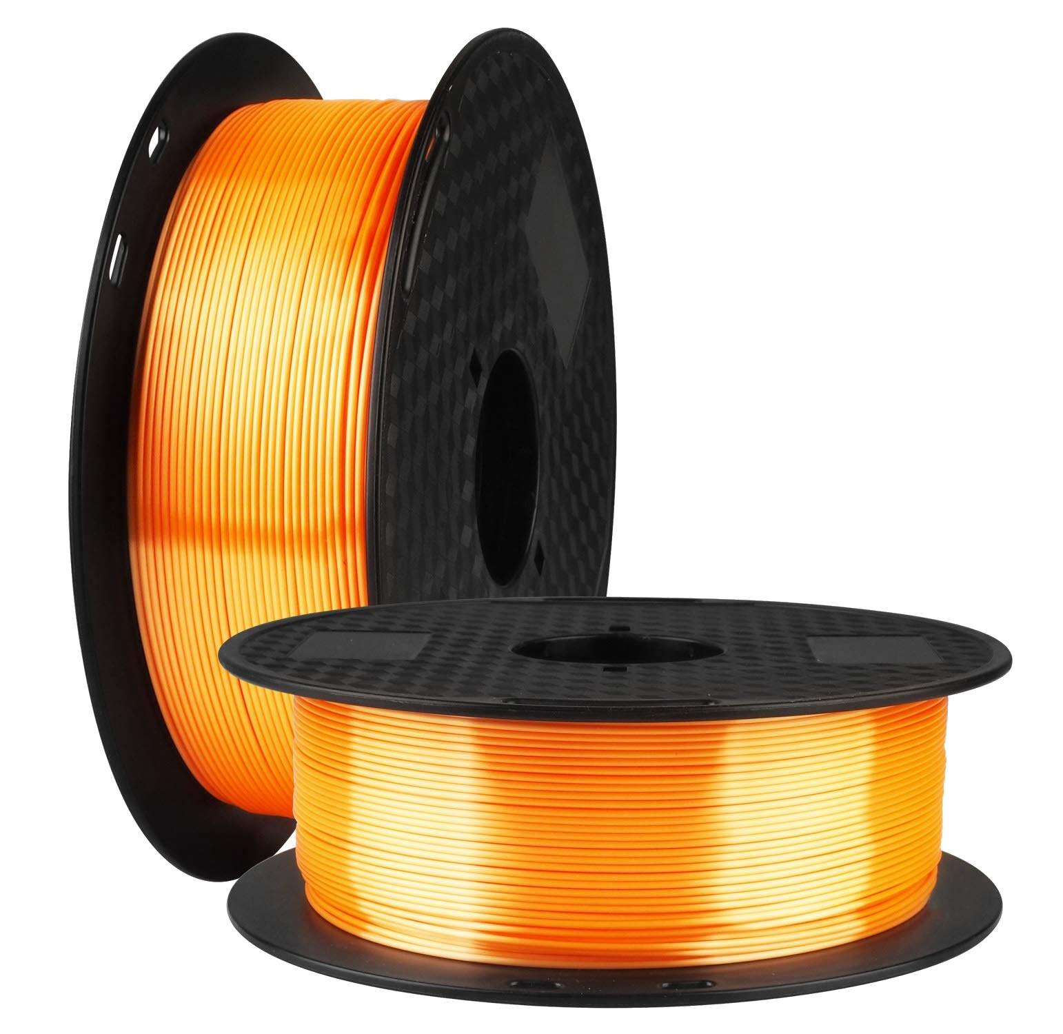 Silk Orange (PLA) -
