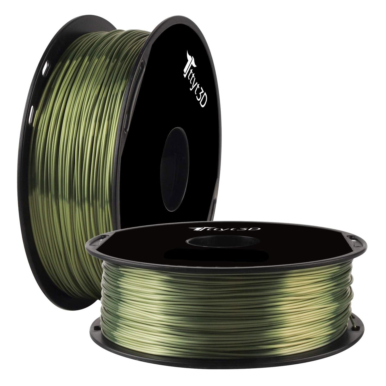 Silk Bronze (PLA) -
