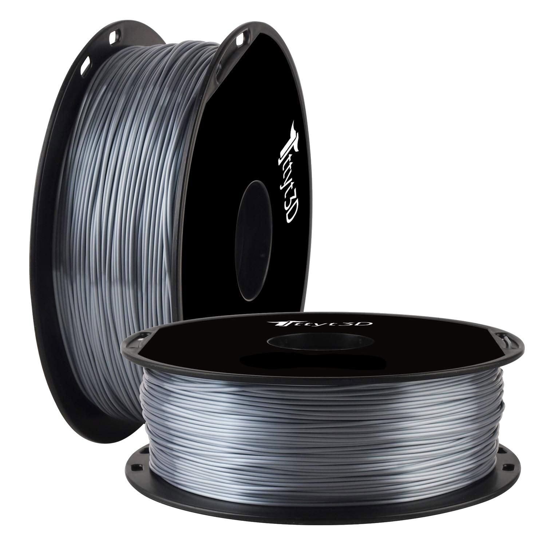 Silk Silver (PLA) -