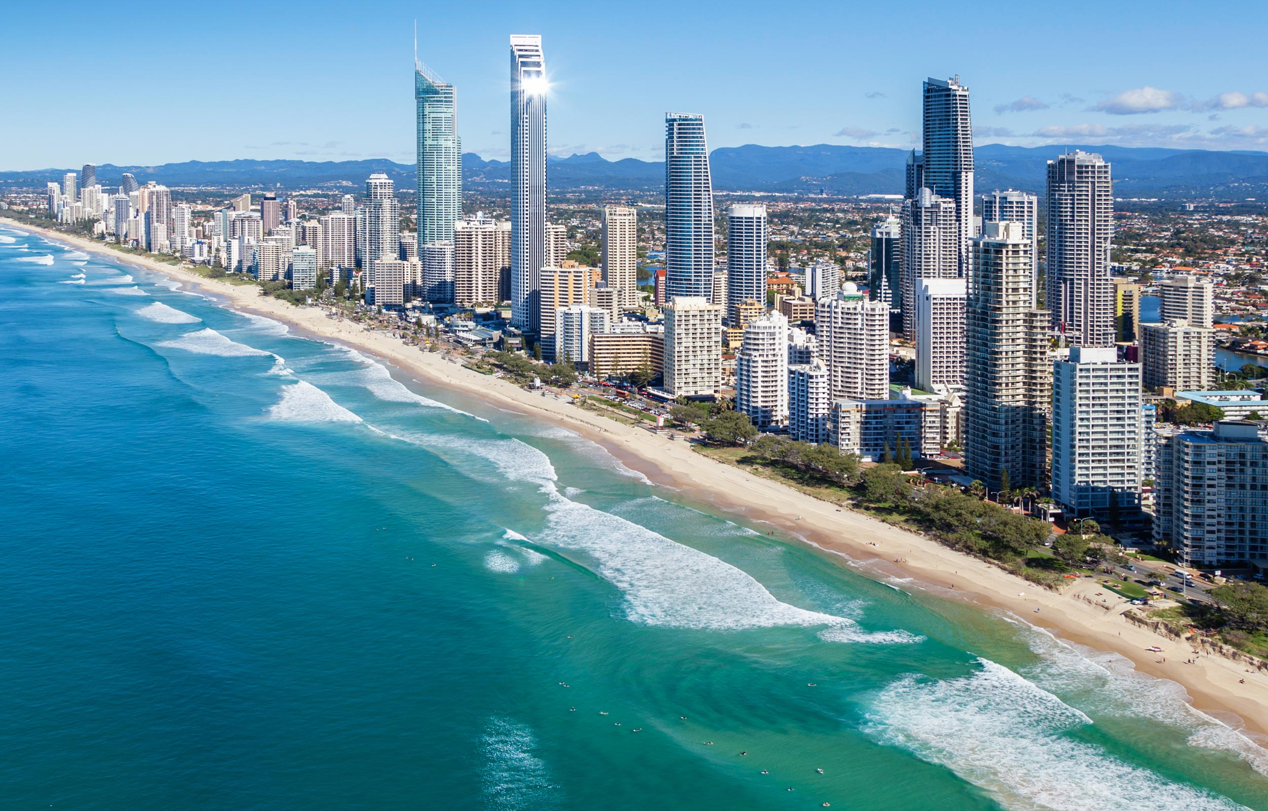GOLD COAST - ENGLISH LESSONIntensive courses from AU $ 230 / week during the day for 30h per weekevening 20h = $ 190