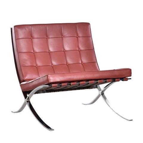 Vivendum Red Barcelona Chair.jpeg