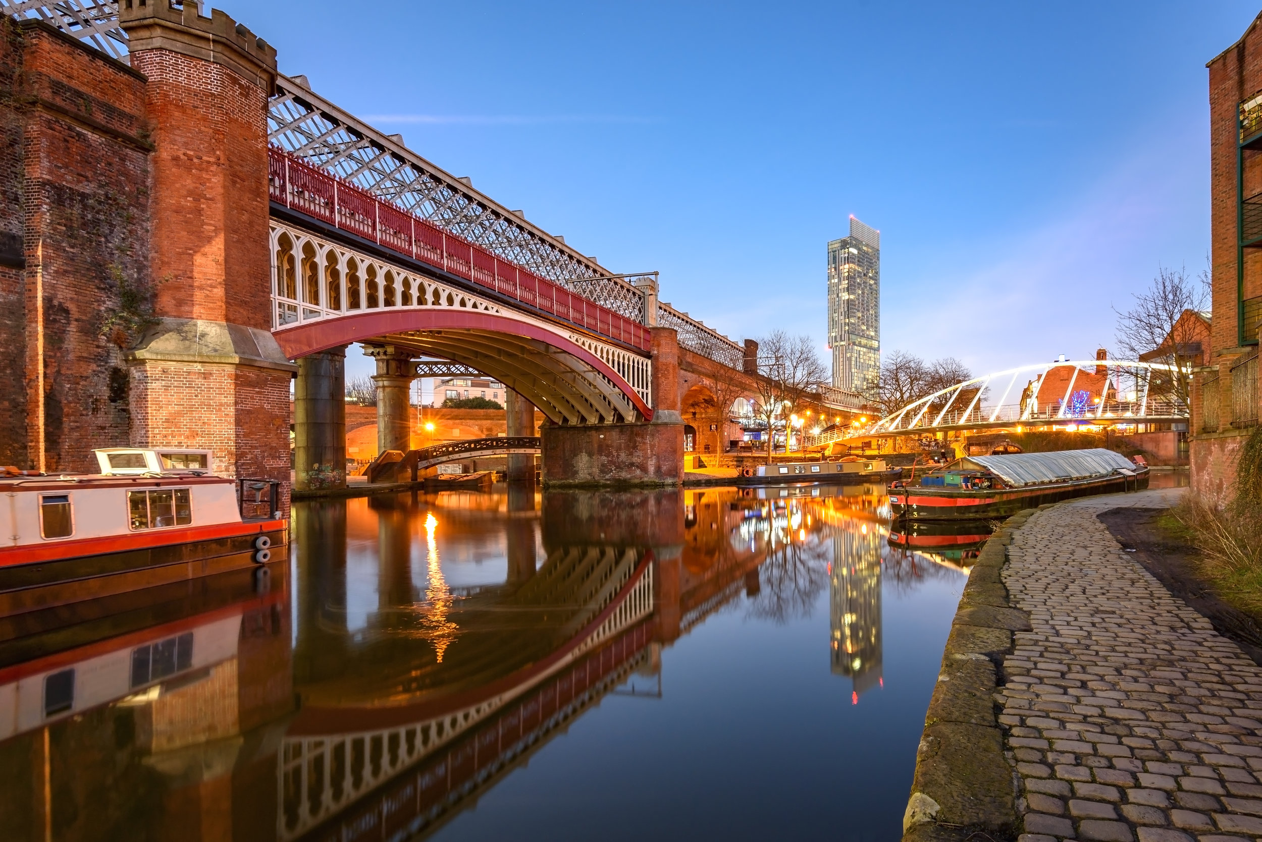 Manchester is one of the fastest growing Fintech cities in the UK.