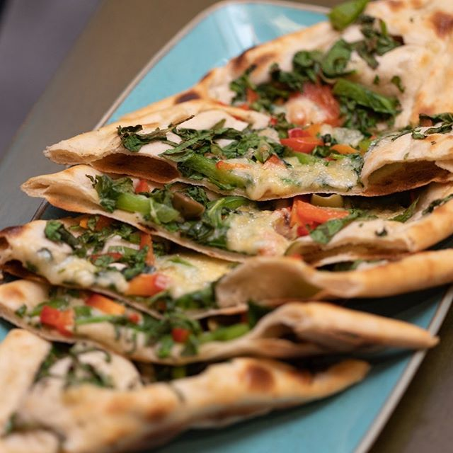 Turkish Pide freshly made daily in our #stoneoven #pide #perfection #hoshstyle