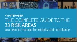The complete guide to the 23 risk areas    Read Whitepaper →