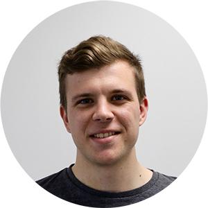 James Ashford  Research Student