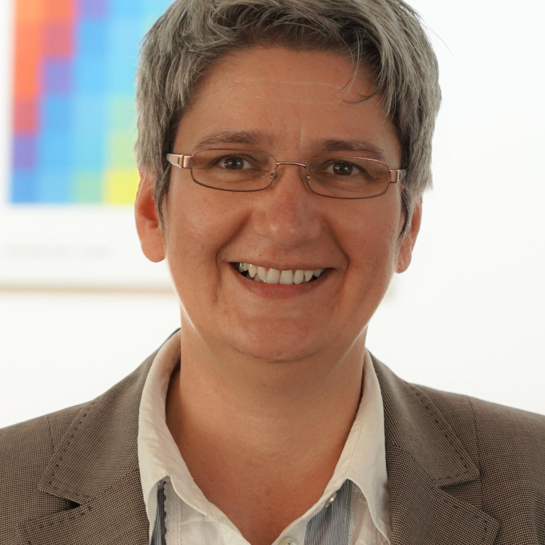 Gertraud Wachmann - Geschäftsleiterin Eckstein Begegnungs- & Bildungszentrum