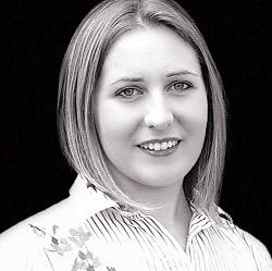 Claudia Krasniqi - Co-Geschäftsleiterin Bati Futur GmbH